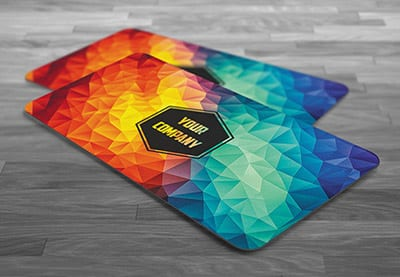 20 Creative Business Card Templates (Colorful Unique Designs for 2019)