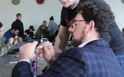 Spot the not-Fed: A day at AvengerCon, the Army's answer to hacker conferences